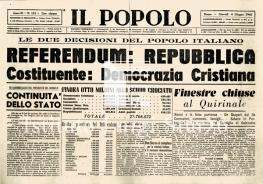Il Popolo 6 giugno 1946