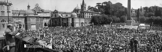 Campagna elettorale per il referendum, 1946